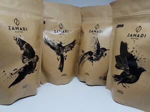 ZAMADI Kaffee Probierset 4 x 250g - ZAMADI