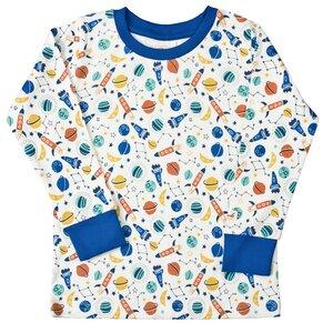 Pyjama - Weltalldruck - People Wear Organic