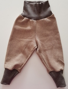 Babyhose Knit-Knit beige - Omilich