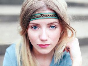 pikfine Haarband 'Tjak' // Ethno Muster #6 - pikfine