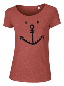 Ankerlöwe Women Shirt  - ilovemixtapes