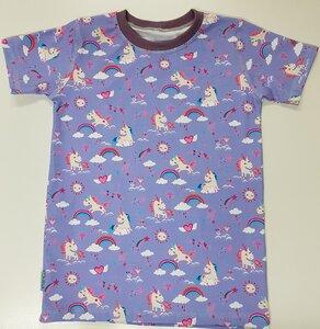 T-Shirt Einhorn - Omilich