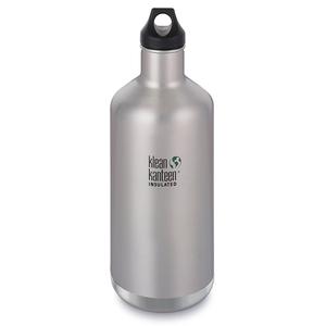 Klean Kanteen Vakuum Isolierte Trinkflasche Classic 1900ml mit LoopCap - Klean Kanteen