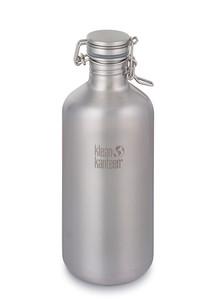 Klean Kanteen Growler Trinkflasche - 1900ml - gebürsteter Edelstahl - Klean Kanteen