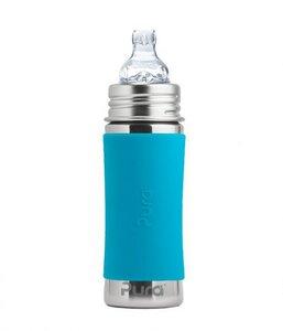 Pura Kiki Trinklernflasche (300ml/325ml) mit Sleeve - Pura Kiki