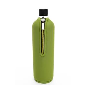 Trinkflasche 0,7 Liter in grün  - Dora
