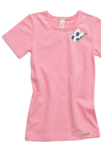 Fairtrade Mädchen Shirt 3er Pack, buntes Set - comazo|earth