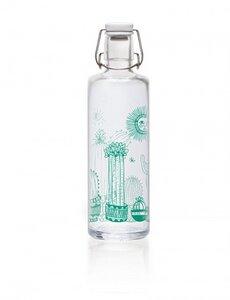soulbottle 1l Glastrinkflasche - verschiedene Motive - soulbottles