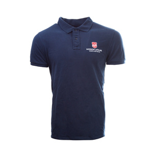 Seenotretter Herren Organic cotton Polo  - MISSION LIFELINE