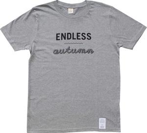 Endless autumn / Organic T-Shirt Männer - Waterkoog
