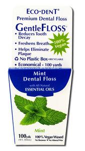 Vegane Zahnseide Minze  - Eco-Dent