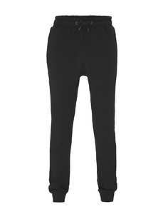 Unisex Organic  Jogginghose - GOTS - schwarz - Continental Clothing