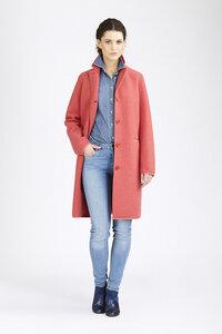 Coat Classic-Cayenne  - LangerChen