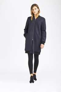 Coat Lafayette-Midnight - LangerChen