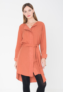 London Kleid - Rust - Miss Green