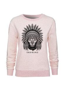 Damen Sweatshirt 'Mystery King' (weitere Farbe) - Human Family