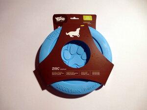 Zogoflex - Zisc - Hundefrisbee S - verschiedene Farben - West Paw