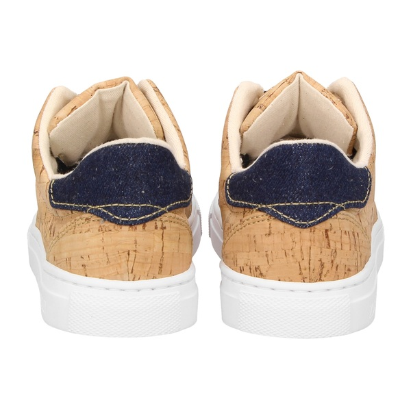 zweigut echt 401 damen korkschuhe vegane sneaker jeansblau avocadostore. Black Bedroom Furniture Sets. Home Design Ideas
