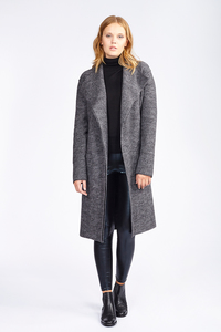Coat Tallulah X-Granite - LangerChen