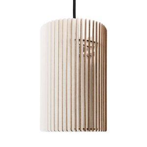 PIPA - Hängeleuchte aus Holz - farbflut Design