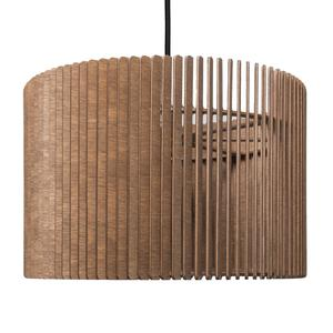 BARRIL - Pendelleuchte aus Holz - farbflut Design