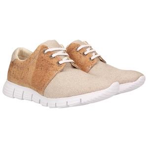 echt #408 Unisex Sneaker aus echtem Kork und Bio-Baumwolle - ZWEIGUT®
