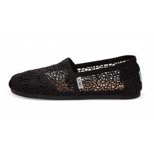 Black Crocket - Toms
