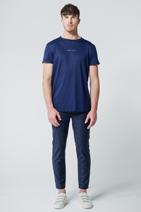 T-Shirt Koordinaten // Blau - WIEDERBELEBT