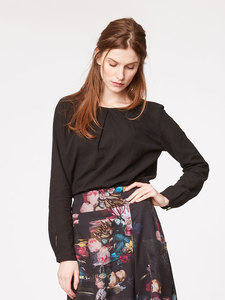 KATHERINE TOP - Black - Thought | Braintree