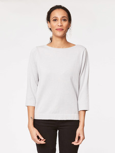 JEANETTE TOP - Mist - Thought | Braintree