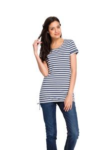 Damen T-Shirt STRIPES - recolution
