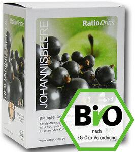 Bio Apfel-Johannisbeere Konzentrat - RatioDrink