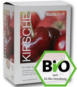 Bio Apfel-Sauerkirsche Konzentrat - RatioDrink