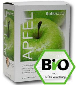Bio Apfelsaftkonzentrat, klar - RatioDrink
