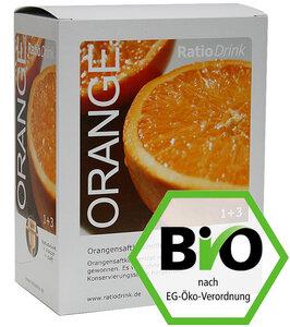 Bio Orangensaftkonzentrat, mild - RatioDrink