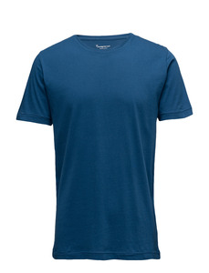 Basic Regular Fit O-Neck Tee GOTS limoges - KnowledgeCotton Apparel
