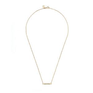 Halskette Karma gold - oh bali