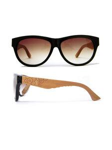 Bambus Voyager Sonnenbrille - Unidot Bamboo Eyewear