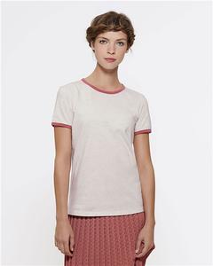 Bio Basicline T-Shirt Damen - What about Tee