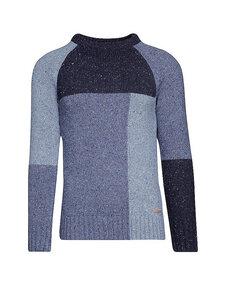Raglan Wool Sweater BLOCKS - KnowledgeCotton Apparel