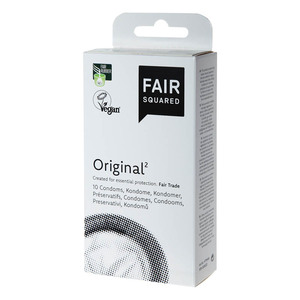 Kondome Original², 10er-Pack - Fair Squared
