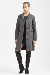 Coat Classic-Granite  - LangerChen