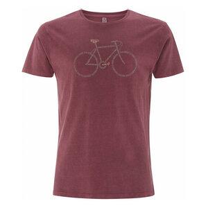 Bike Script - Airy - T-Shirt - GreenBomb