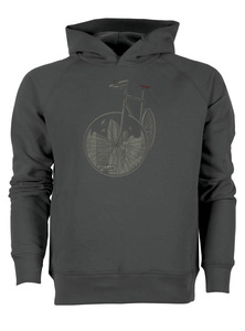 Bike City - Real - Hooded Sweater - GreenBomb