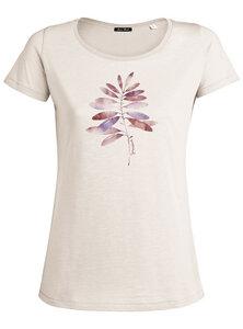 Plants leaf- Adores Slub - T-Shirt - GreenBomb