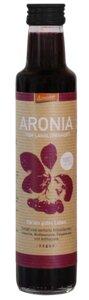 Demeter Aronia Saft (Direktsaft, Muttersaft), 0,25 Liter Flasche - Lebensgemeinschaft Langlebenhof