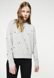 Sweatshirt aus Bio-Baumwolle Senida Little Foxes - ARMEDANGELS