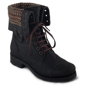 NAE Maya Piñatex - Damen Vegan Stiefel - Nae Vegan Shoes