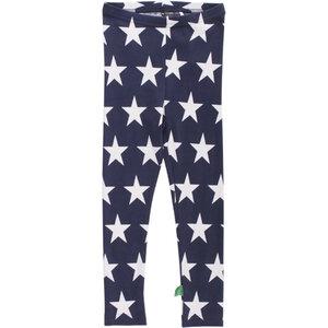 'Green Cotton' Legging Star - Green Cotton