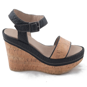 NAE Sara Kork - Damen Vegan Sandalen - Nae Vegan Shoes